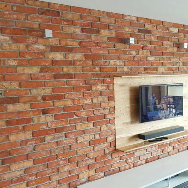 cegła na ściane