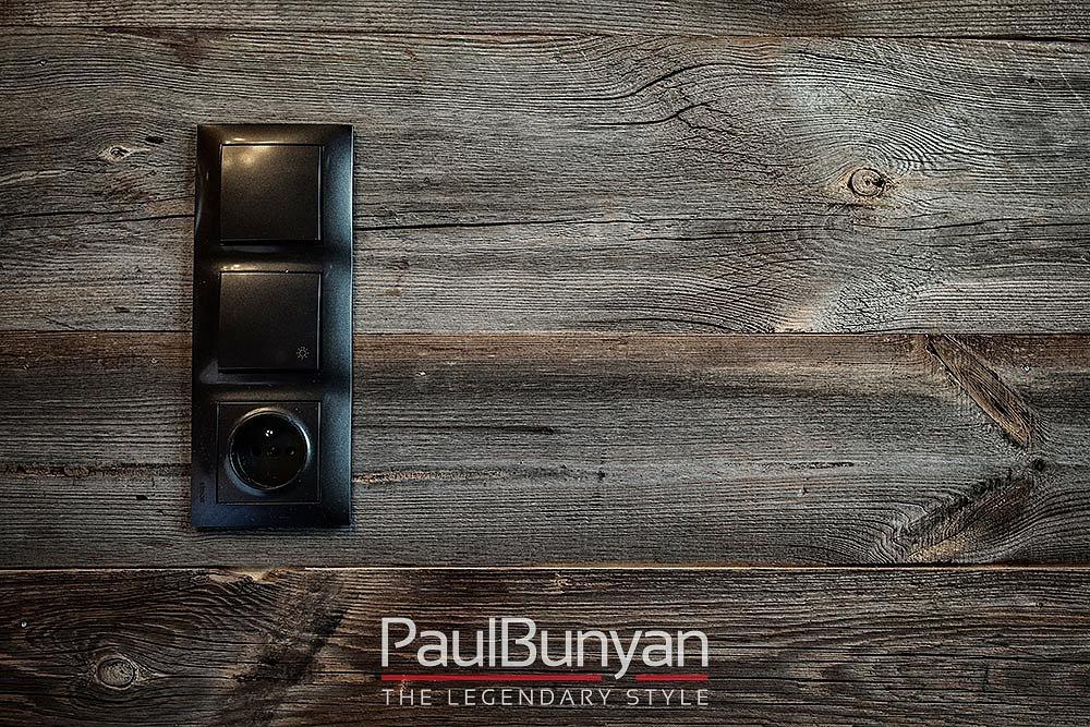 Deski ścienne - drewniane ściany