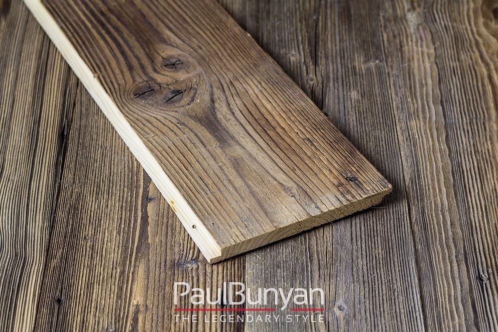Deski ścienne ze starego drewna
